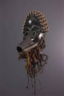 Dan Gagon Mask - Ivory Coast - African Art Tribal Art