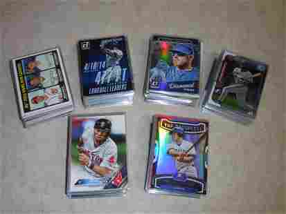 HUGE BASEBALL CARD COLLECTION LOT LOADED WITH STARS &