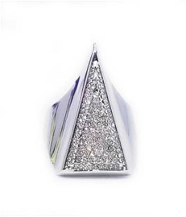 Vince Camuto Crystal Arrow Statement Ring