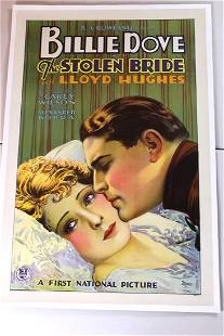 The Stolen Bride (First National Pictures, 1927) 1