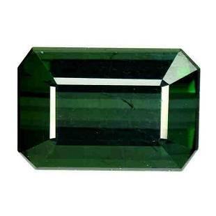 7.62 ct natural green tourmaline