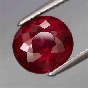 3.80Ct.Natural Cherry Pink Rhodolite Garnet Africa