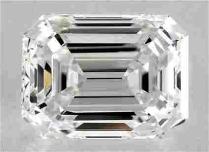 GIA CERT 1.02 CTW EMERALD DIAMOND DIF