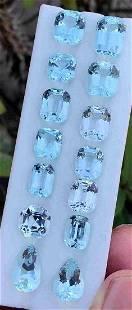 59 Carats Beautiful Natural Aquamarine Lot