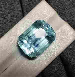 Aquamarine Quality Gemstone - 47 Carats