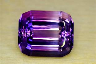 Amethyst, 348.30 Cts Natural Top Color & Cut Amethyst