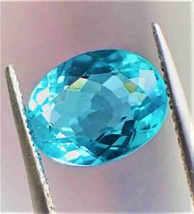 Apatite Certified - 2.01 ct