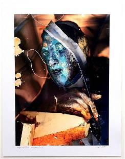 Matthew Monahan: Untitled(Self-Portrait)