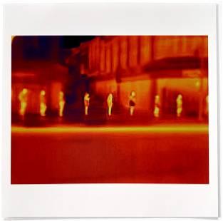 Antoine d'Agata: Virus Series. Paris Lockdown. France