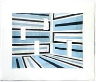 Thomas Huber-Blue Room