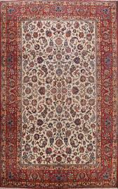Modern Vegetable Dye Isfahan Persian Area Rug 10x14