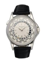 Patek Philippe World Time 5110G-001 18K White Gold