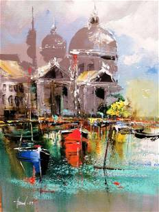 """Alfred Aniol - """"Venice"""""""