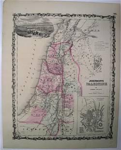 Johnson's Palestine