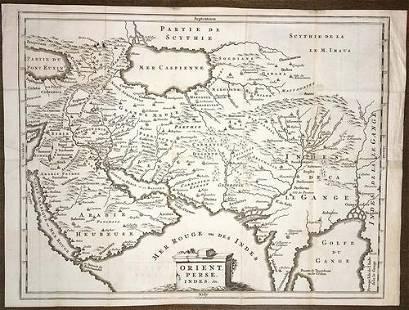 Orient, Perse, Indes. &C.