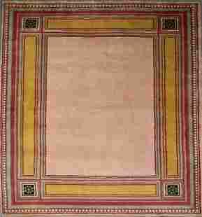 Miami Art Deco rug