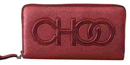 Jimmy Choo Bettina Candyfloss Wallet