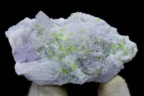 Tourmaline Specimen , Terminated Tourmaline Crystals