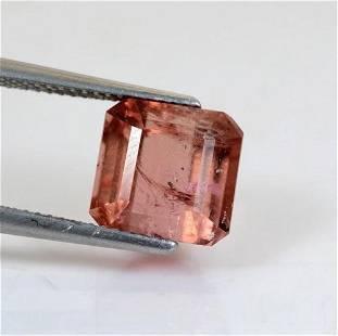 7.40 Carat Stunning Natural Pink Tourmaline Gemstone