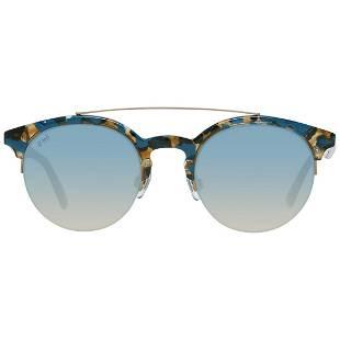 Web Mint Unisex Multicolor Sunglasses WE0192 55W 49-22