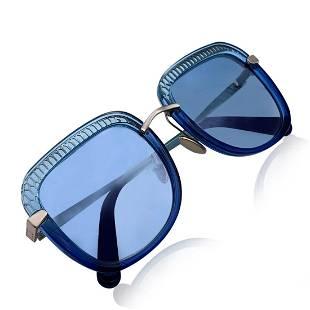 Roberto Cavalli Mint Women Blue Sunglasses RC1140 5386X