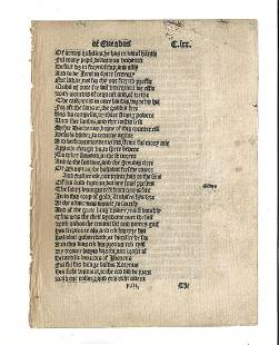 1553 Leaf Scot English Aeneid Virgil
