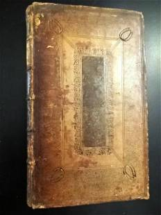 1724 Historical Register History Acts