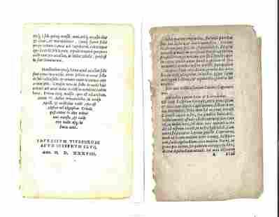 1538 Leaf Sacrobosco Science