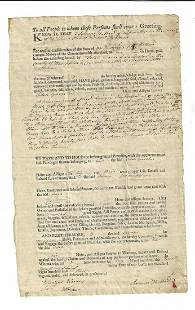 1803 Massachusetts Deed Property in Sunderland