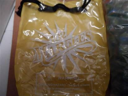 Vintage Marbles Original Unopened Bag with Carry Bag