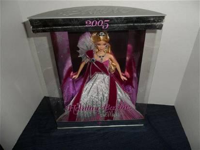 2005 Holiday Barbie - Bob Mackie Design