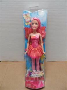 2011 - Barbie A Fairy Secret Doll (Pink Fairy) - NRFB