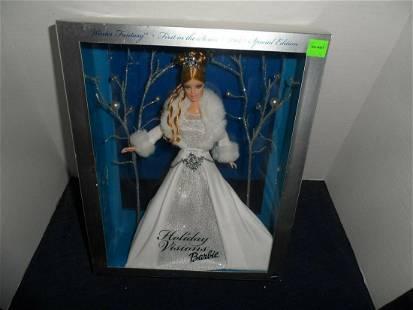 2003 Winter Fantasy Barbie Doll - NRFB