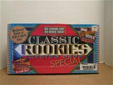 Vintage The Score Board_Kay-Bee_Classic Rookies Trading