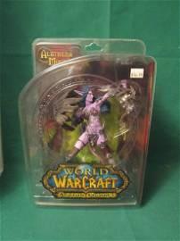 2009 World of Warcraft DC Unlimited Night Elf Hunter: