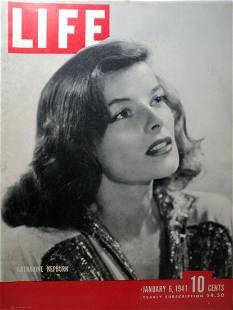 JAN 6, 1941_LIFE MAGAZINE_KATHERINE HEPBURN