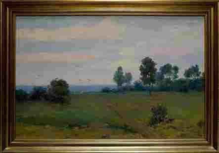 Oil painting Landscape Gorbunov Igor Sergeevich