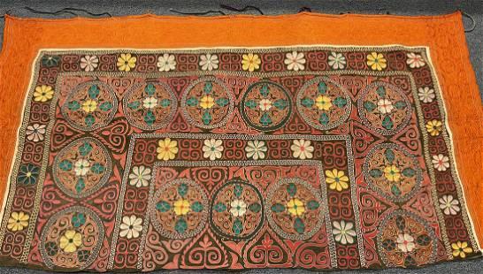 Antique Uzbekistan, Textile 3'0'' X 7'0''