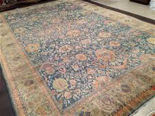 Antique Indian Carpet 11'10'' X 18'5''