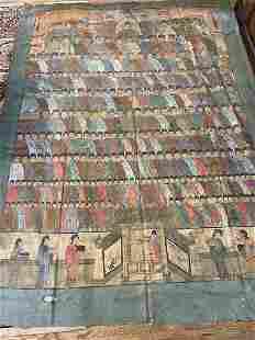 Antique Textile 6'8'' X 9'0'', Item # 56080
