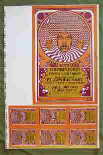 Jimi Hendrix Experience Live at Fillmore East (1968)
