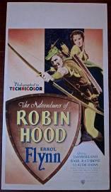 The Adventures Of Robin Hood - Errol Flynn (1938) US