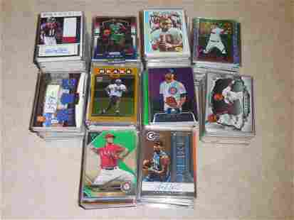 HUGE SPORTS CARD COLLECTION MUST SEE LOADED