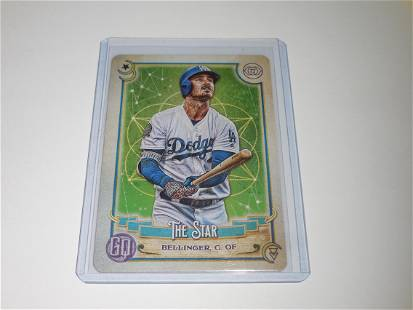 2020 TOPPS GYPSY QUEEN CODY BELLINGER THE STAR