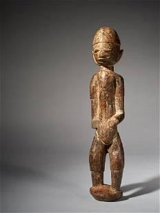 Wooden Statue, Nago People, Benin