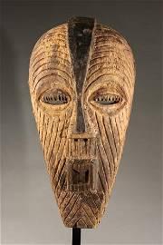 Female Kifwebe Mask, Songye people, DR Congo