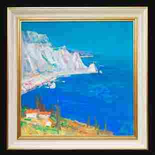 """Gubsky Igor - Painting """"The Sea"""""""
