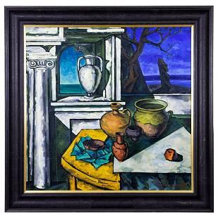 "Kublik Mikhail Alexeyevich - Painting ""Next to"