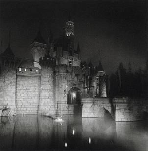 DIANE ARBUS - A Castle in Disneyland, Cal., 1962