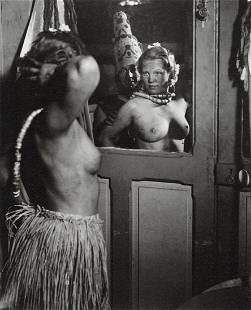 """BRASSAI - A Couple Getting """"Dressed"""", 1931"""